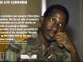 CIJS International Campaign Justice for Sankara, October 15, 2019